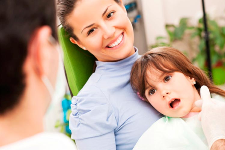 Odontopediatría en Mayo Dental en Móstoles (Madrid)